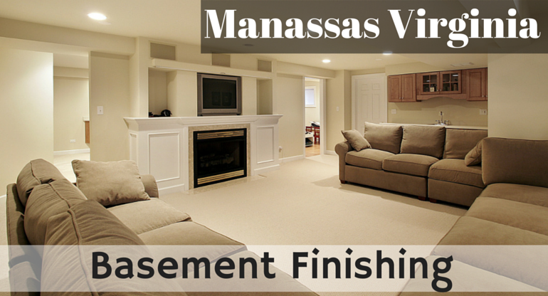 Manassas Basement Finishing