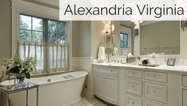 Alexandria Virginia Bathroom Remodeling