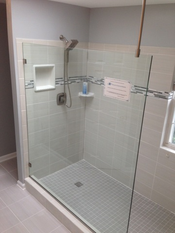 New Bathroom & Shower