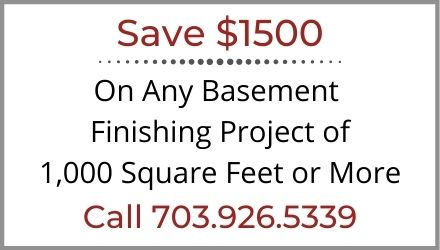 Save on Basement Finishing